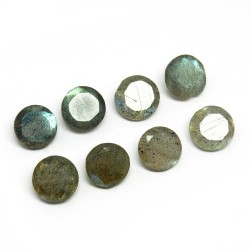 Unique Gemstone !! Labradorite Blue Color Gemstone Round Shape