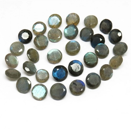 Blue Fire !! Labradorite Gemstone Blue Color Gemstone