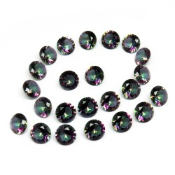 Great Quality !! Mystic Topaz Rainbow Color Gemstone