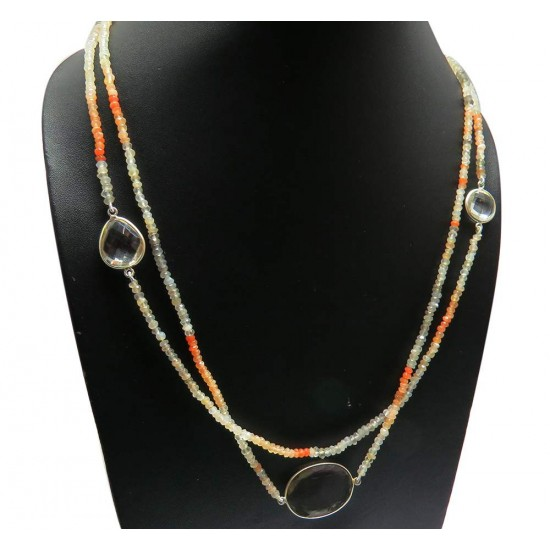 Natural Beauty !! Silver Jewelry Gemstone Silver Jewelry Handmade Silver Jewelry