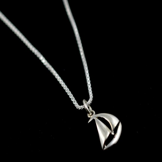 925 Sterling Plain Silver Handmade Pendant Fine Setting Manufacture Silver Jewelry