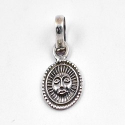 Charming Pendant Handmade Solid 925 Sterling Plain Silver Jewelry Wholesale Silver Jewelry
