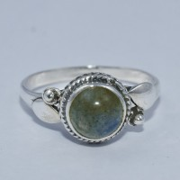 Labradorite Ring Handmade 925 Sterling Silver Ring Indian Silver Jewelry