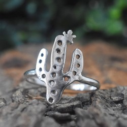 Perfect Tree Shape Band Ring 925 Sterling Silver Handmade Silver Ring Jewelry Antique Silver Jewelry