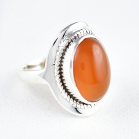 Red Onyx Ring Handmade Solid 925 Sterling Silver Jewellery Engagement Ring Promises Ring Silver Ring Jewellery