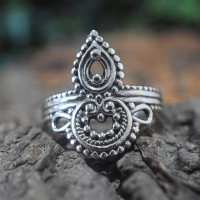 Silver Ring Jewelry Boho Ring 925 Sterling Plain Silver Silver Band Ring Women Jewellery