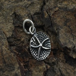 Star Charms Pendant Oxidized Silver Jewelry Handmade 925 Sterling Plain Silver Jewelry
